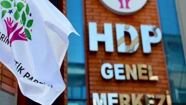 HDP'li 9 vekil hakkında 'Kobani fezlekesi'