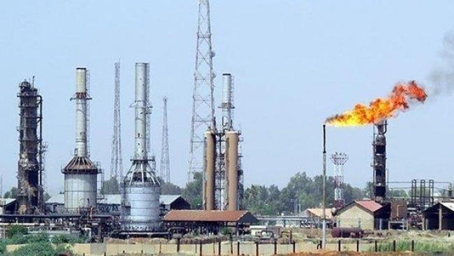 Irak'ın en büyük petrol rafinerisi 7 yıl aradan sonra üretime başladı