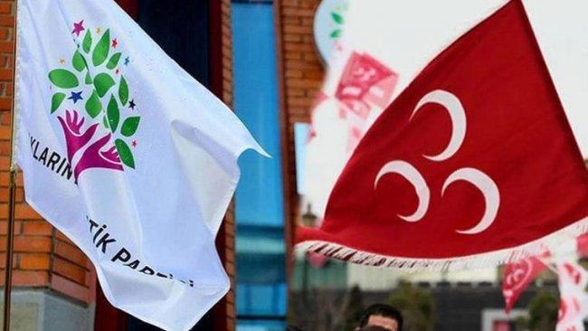 'MHP, HDP'nin kapatılması için planını hazırladı'