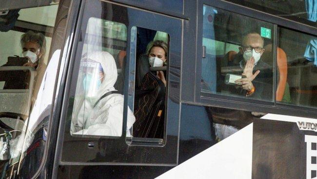 DSÖ uzmanları Wuhan'a ulaştı