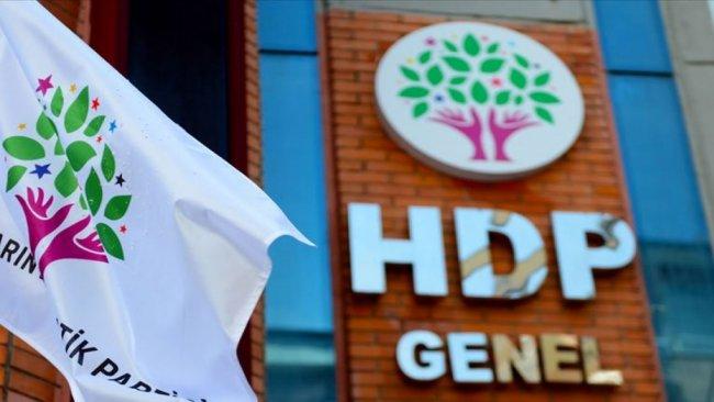 HDP'den Kobani fezlekelerine tepki