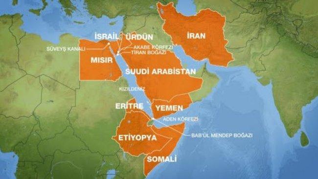 'İran, yemen üzerinden İsrail ve Suudi Arabistan'a saldıracak'