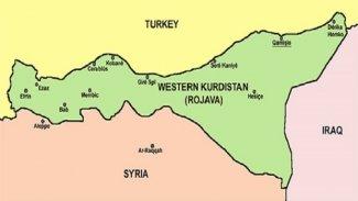 İsrail'in Rojava Kürdistanı siyaseti