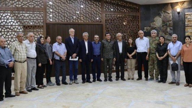 ABD'den, Rojava'daki Kürtler arası müzakerelere destek