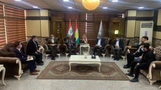 DTSO başkent Erbil'de temsilcilik açacak