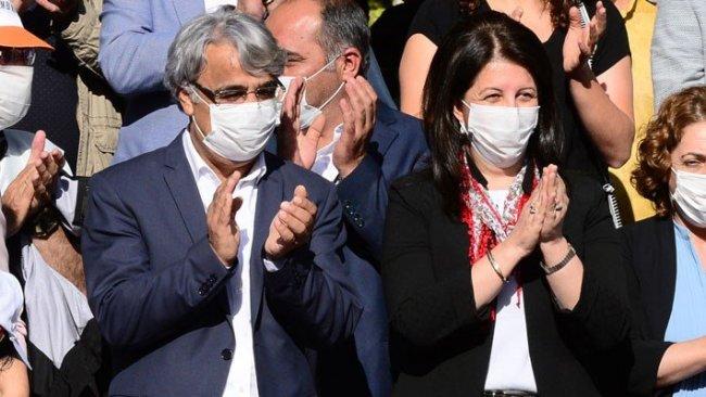 HDP Eş Başkanları: Sağlık Bakanı aradı, sıramız geldiğinde aşı olacağız