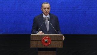 Erdoğan: Türkiye'ye Cumhuriyet tarihinin en başarılı 18 yılını yaşattık