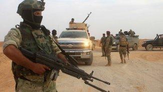 IŞİD Gulala'da Irak güçlerini vurdu