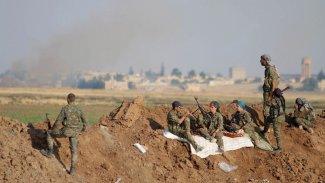 Le Figaro gazetesi: Fransa ve Kürtler aynı düşmana karşı savaşıyor