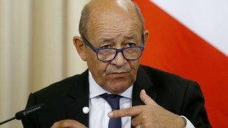 Fransa Dışişleri Bakanı: İran'a acil olarak 'yeter' denmeli