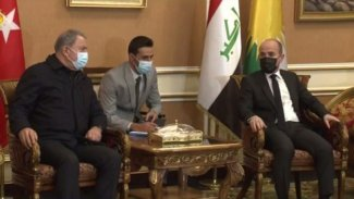 Hulusi Akar, Erbil'de