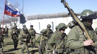 Rusya'dan Rojava'ya asker sevkiyatı