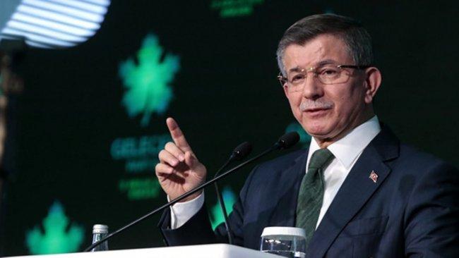 Davutoğlu'ndan Bahçeli'ye 'Serok Ahmet' tepkisi: Bu gerçek anlamda bölücülüktür