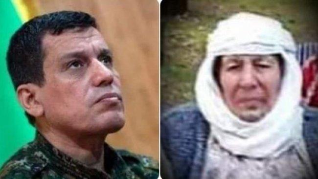 DSG Genel Komutanı Mazlum Abdi'nin annesi hayatını kaybetti