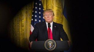 Trump kendisi için veda töreni düzenleyecek