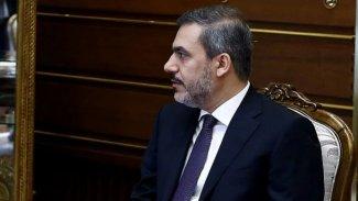 Hakan Fidan Şam'a gitti iddiası