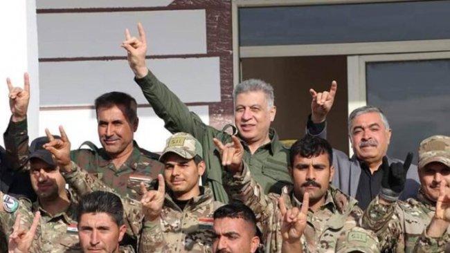 Türkmen liderin bozkurt işaretine Kürtlerden ve Araplardan tepki