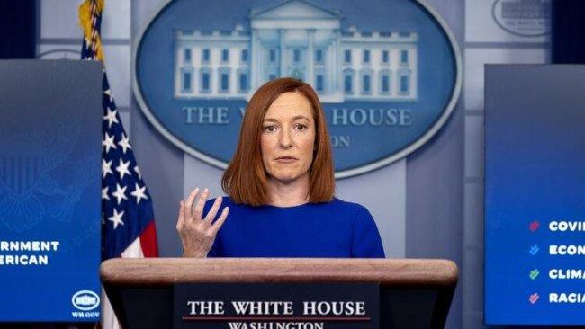 Beyaz Saray'ın yeni sözcüsü Psaki: ABD küresel masaya geri dönüyor
