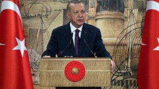 Erdoğan'dan 'yeni ittifak' iddialarına yanıt