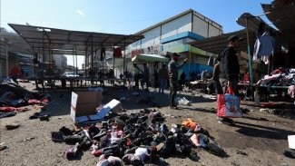 Irak: Bağdat patlamasının arkasında IŞİD var