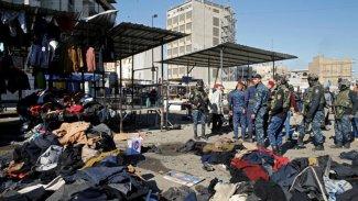 Irak Sağlık Bakanlığı saldırının bilançosunu açıkladı