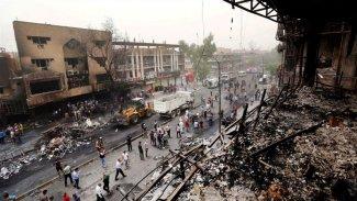 IŞİD, Bağdat'taki saldırıyı üstlendi