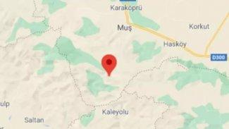 Muş'ta deprem