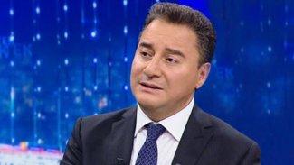 Ali Babacan'dan ''ittifak'' sorusuna yanıt