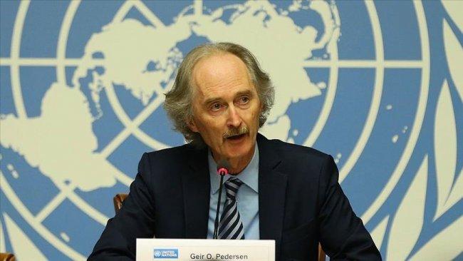BM Suriye Özel Temsilcisi  Pedersen'den Rusya'ya çağrı