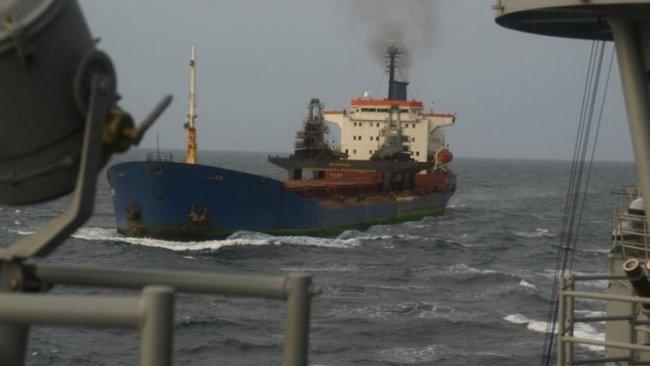 Türk gemisine korsan baskını: 1 kişi öldü, 15 kişi rehin alındı