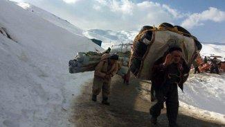 Doğu Kürdistanlı 5 kolber 10 gündür kayıp