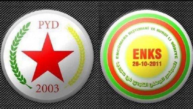 ENKS'den PYD'ye tepki: Kürt diyaloğunu engelliyor