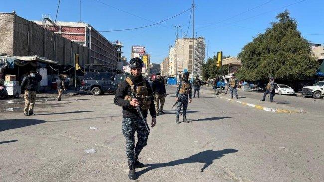 Irak Ordusu Bağdat'taki saldırıların faillerini açıkladı