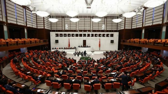 Meclise MHP, CHP ve HDP milletvekilleri hakkında 4 fezleke