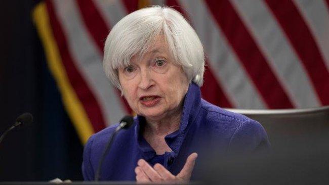 ABD'nin İlk Kadın Maliye Bakanı Janet Yellen oldu