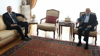 Erdoğan'ın ziyaret ettiği SP'li Asiltürk'ten 'ittifak' açıklaması