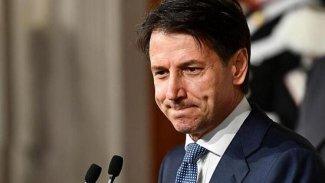 İtalya Başbakanı istifa etti