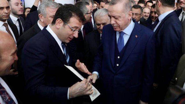 Selvi: Cumhurbaşkanlığı seçiminde Erdoğan'a rakip olarak en yakın isim İmamoğlu