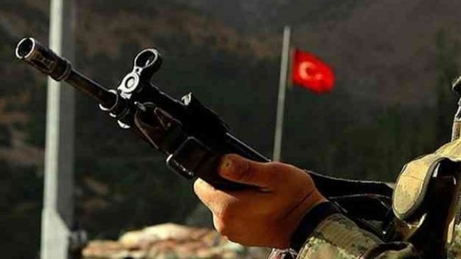 Suriye'de Türk askerlerine keskin nişancı saldırısı