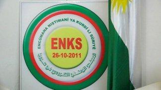 ENKS'li Egid: Rejim zamana oynuyor