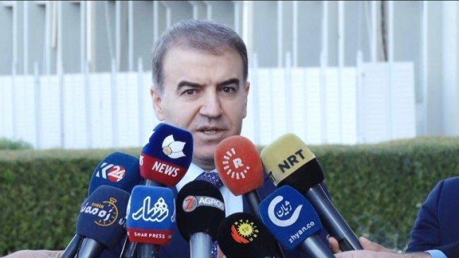 Hewramî: İran'dan yapılan filme yönelik resmi açıklama bekliyoruz