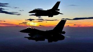 Uluslararası Koalisyon'dan IŞİD'e bombardıman