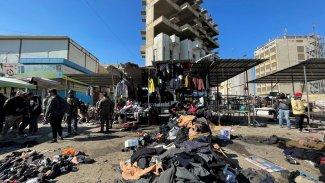 Bağdat'taki intihar saldırılarına ilişkin yeni gelişme