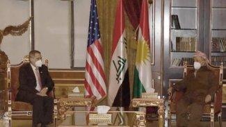 Başkan Barzani ABD'nin Bağdat Büyükelçisi'yle görüştü