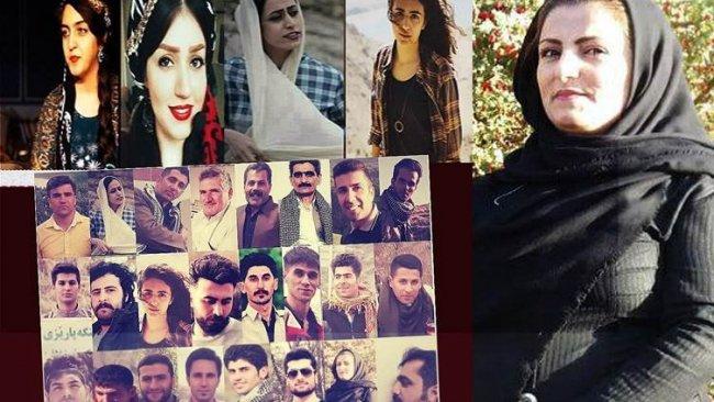 İran'da Kürt aktivistlere gözaltı sayıları artıyor