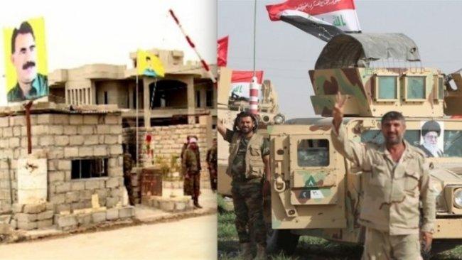 'PKK ve Haşdi Şabi, Şengal'i karargah olarak kullanıyor'