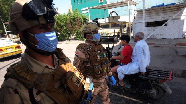 Irak hükümetinden 'sokağa çıkma yasağı' uyarısı