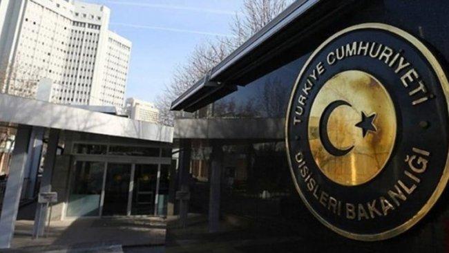 Dışişleri Bakanlığı: Türkiye'nin içişlerine müdahale kimsenin haddi değil