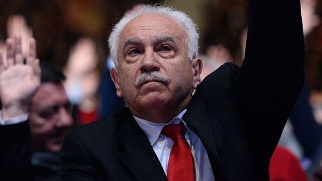 AK Parti'den Doğu Perinçek'e yanıt: 'Fasa fiso'