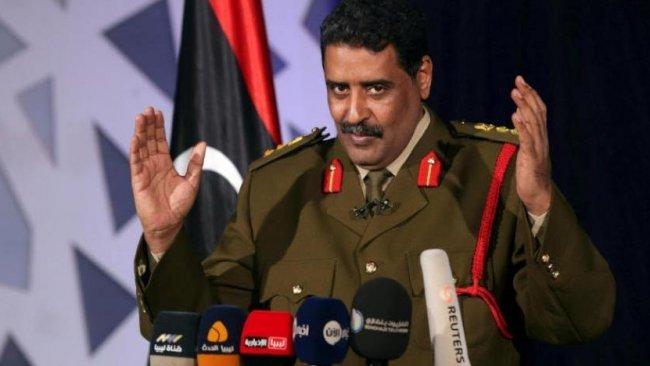 Hafter güçlerinden Libya'daki geçici yönetime ilişkin açıklama